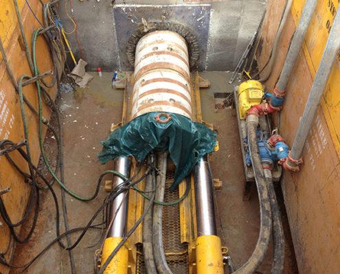 shaft sinking