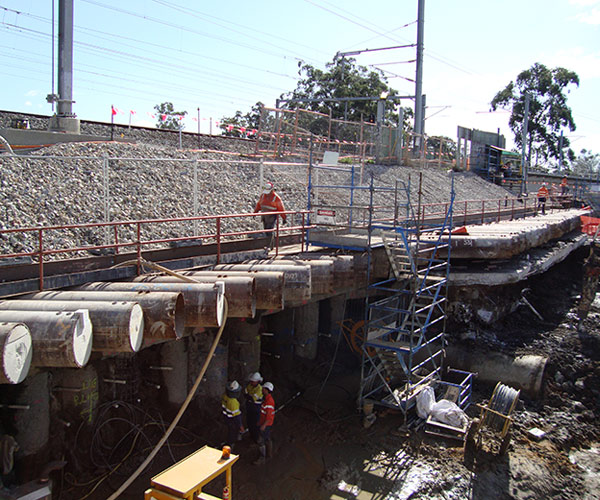 Tunnel Support Canopies Tunnelcorp Pty Ltd